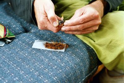 Auswirkungen des Cannabiskonsums