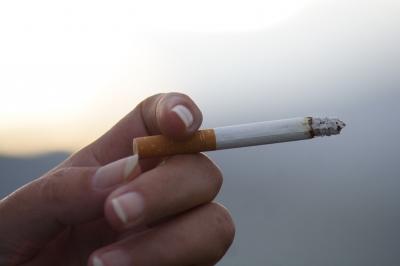 Die Sucht nach der Zigarette