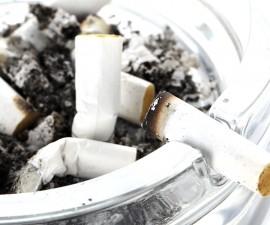 cigarete butt