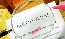 Analysis of alcoholism