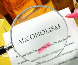 Analysis of alcoholism
